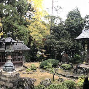Eihei-Ji (Panorama Innenbereich)
