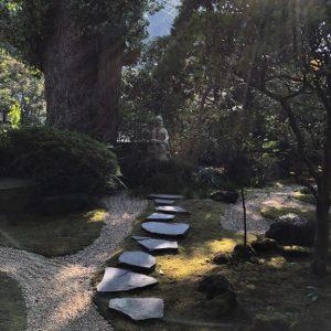 Tempel Garten Japan 3