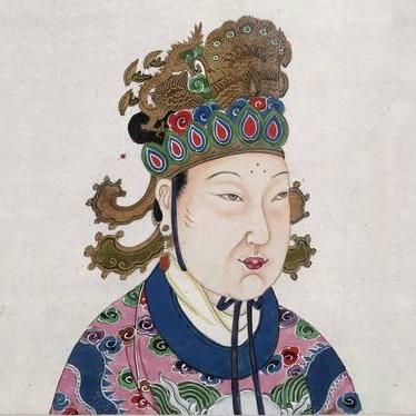 Kaiser der Tang Dynastie Wu Zetian