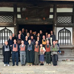 JoKo-ji Sangha Reisegruppe 2017