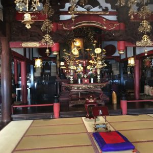 JoKo-ji Buddhahalle